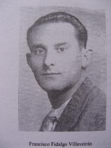 Francisco Fidalgo Villaveirán